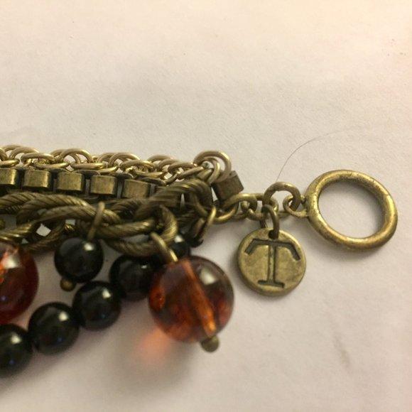 Talbots 4 strand bracelet